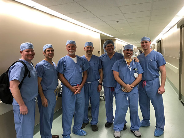 the best surgeons from Chicago share OLIF