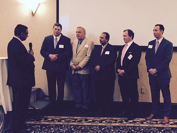 Congratulations to Dr. Datta who was inaugurated President of the Brevard County Medical Society.
