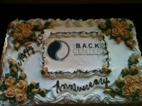 Congratulations to Dr. Hynes on 20 great years at the B.A.C.K. Center!