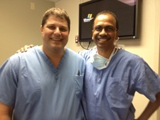Dr. Samy's Visit - May 2014