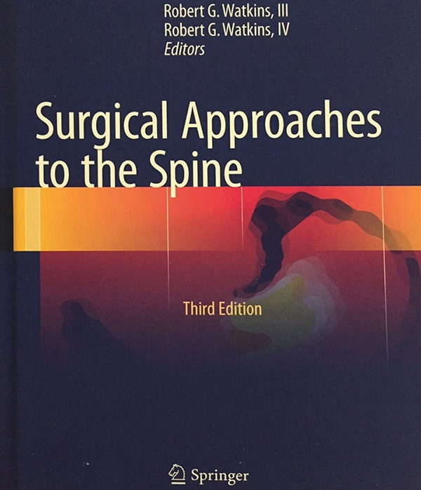 Dr. Watkins is a very well known spine surgeon who performs surgery on many high-level professional athletes including Payton Manning. In his newly published 3rd edition textbook, Operative Techniques in Spine Surgery, Dr. Hynes has written two chapters on OLIF which was created in Melbourne, FL at the B.A.C.K. Center. It is a minimally invasive surgical procedure done from the side of the patient.
